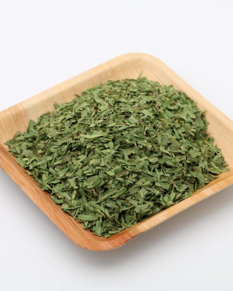 feuilles estragon deshydrate