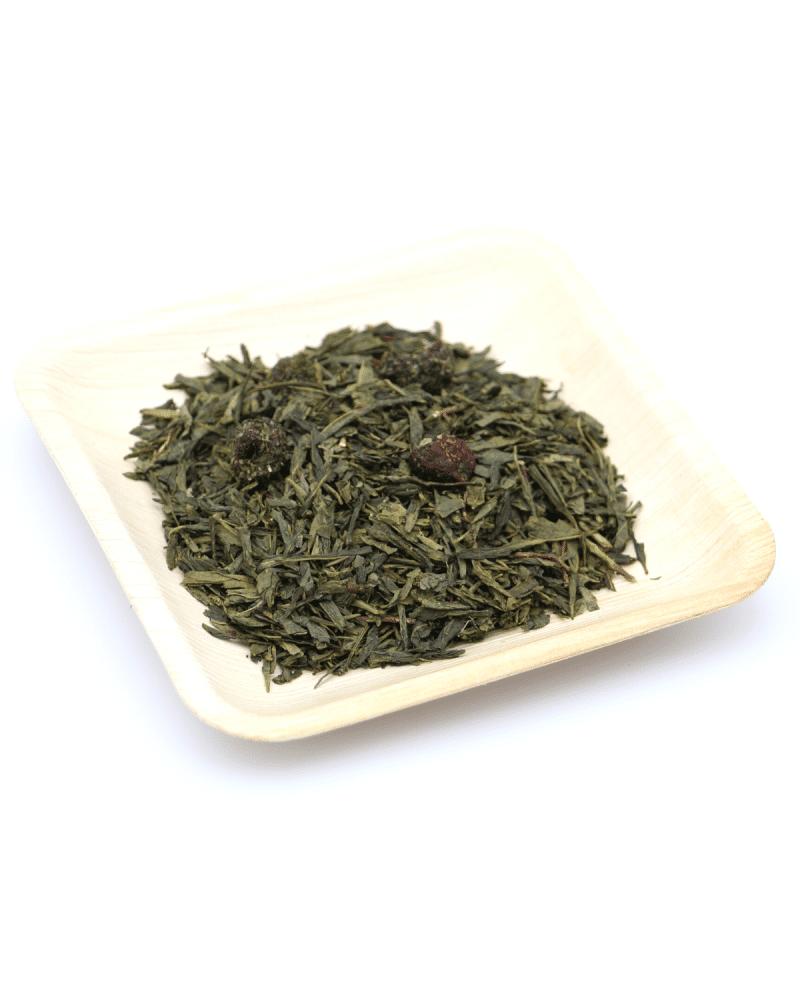 the vert cerise japonaise