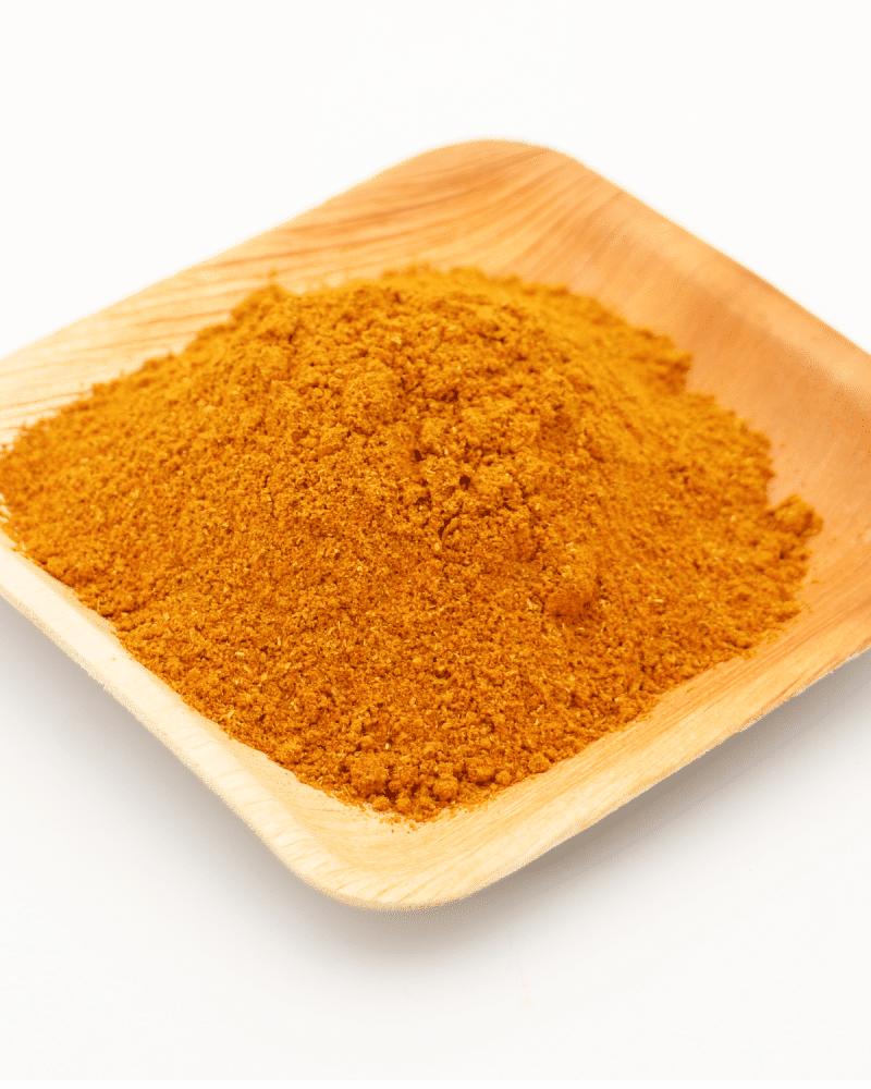 curry fort hot etal des epices