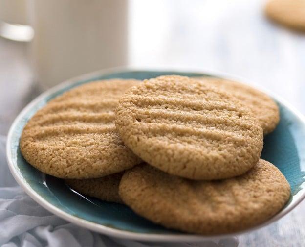 Biscuits anis et orange
