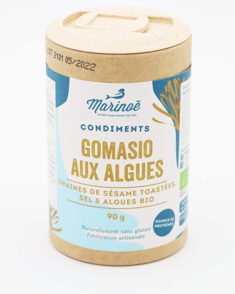 gomasio aux algues marinoe