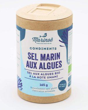sel marin algues marinoe etal des epices