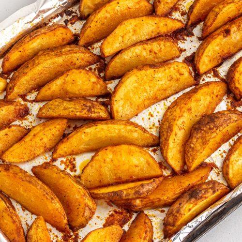 recette pommes de terre epices cajun bio