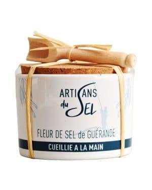 pot ceramique fleur sel guerande